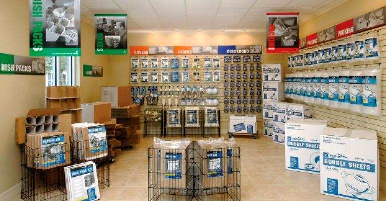 Self-Storage Retail Store