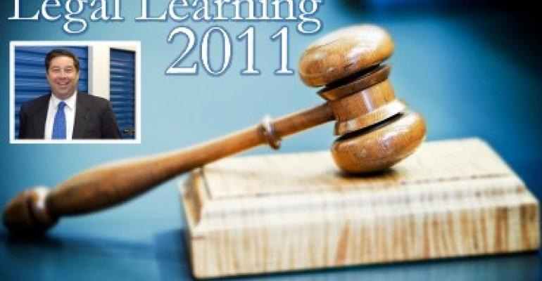 Legal Learning 2011