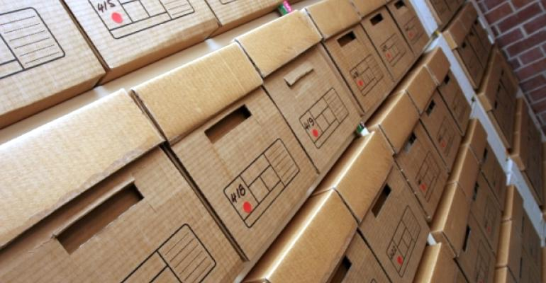 Boxes of Records/Documents