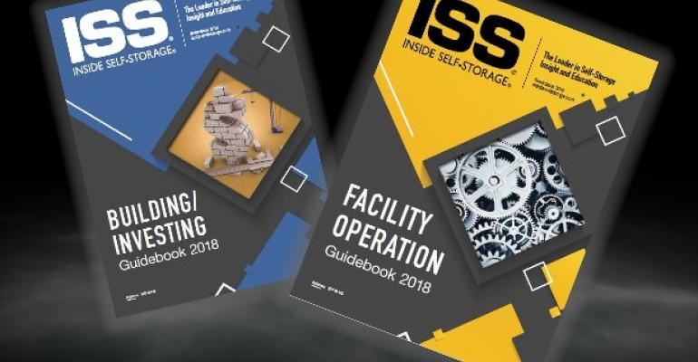 ISS Store Featured Products 2018 Self-Storage Guidebook Series