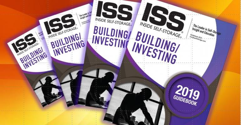 Inside Self-Storage 2019 Guidebook on Building and Investing