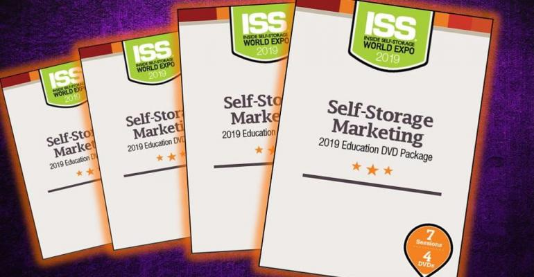 ISS Store Featured Product: New Self-Storage Marketing Video Set