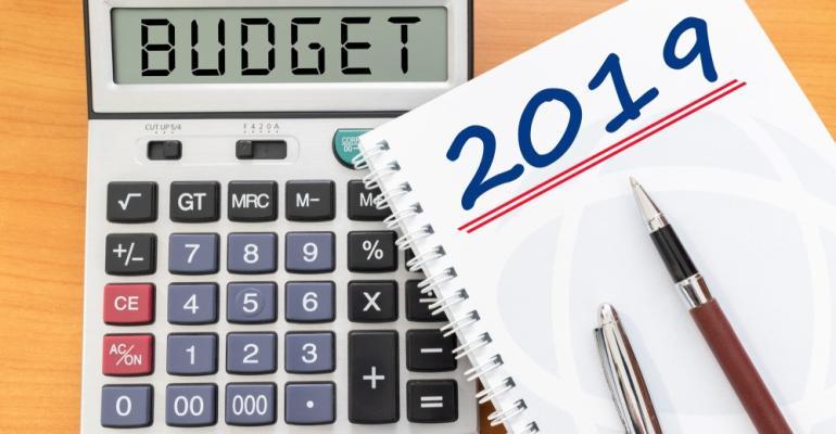 2019 budget calculator