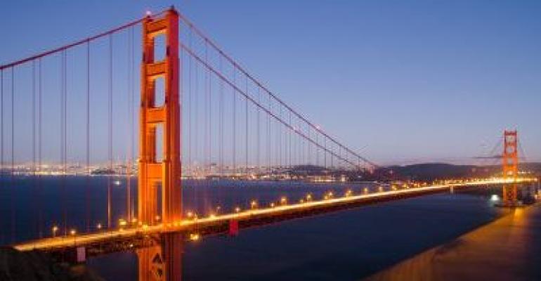 West Coast Golden Gate Bridge