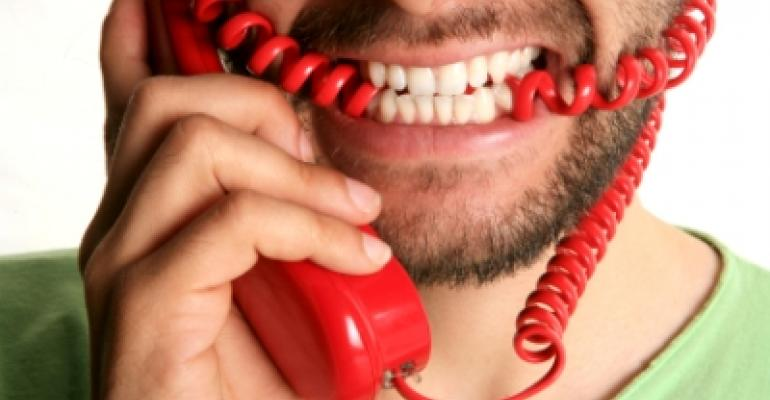 Phone Stress Collections Calls