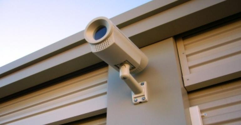 Self-Storage Security Camera