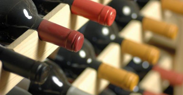 Wine-Bottle Rack