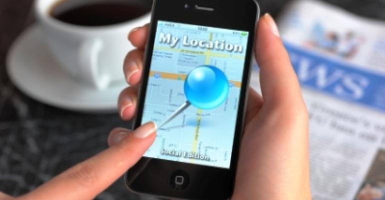 My Location iPhone