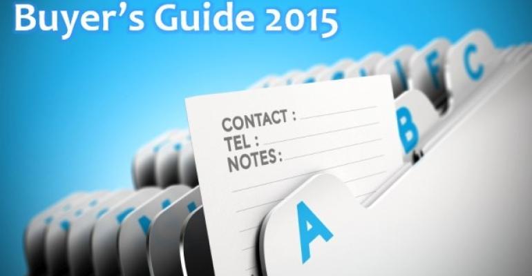 Buyer's Guide 2015