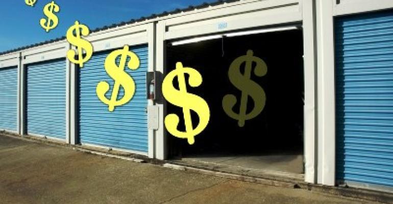 Lost Storage Money
