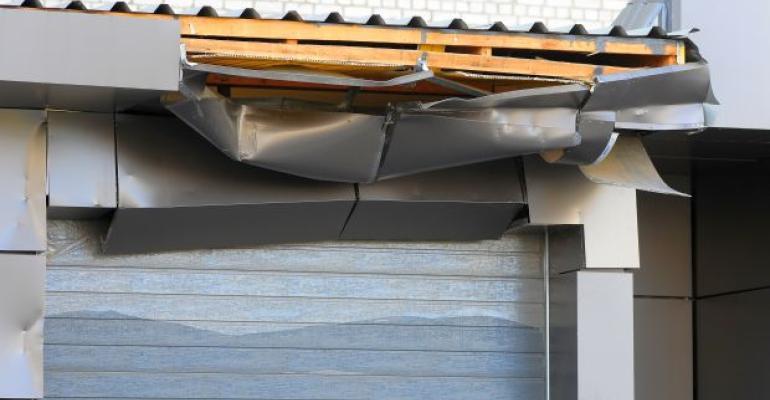 Self-Storage Facility Damage