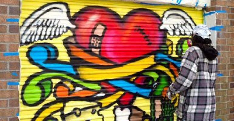 Storage Village Jay Hudson Artist