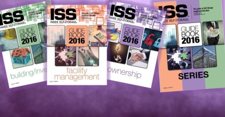 Inside Self-Storage Guidebook Series 2016 Purple