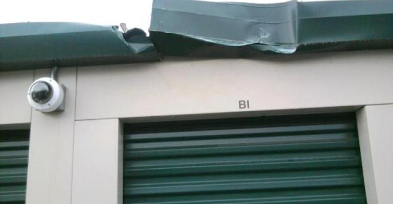 ISS Slideshow: Self-Storage Facility Damage