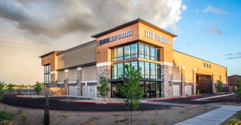 Dominion Self Storage in Chandler, AZ