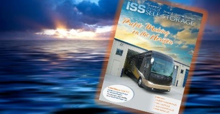 Ocean Sunset ISS Boat/RV/Mobile Storage Issue