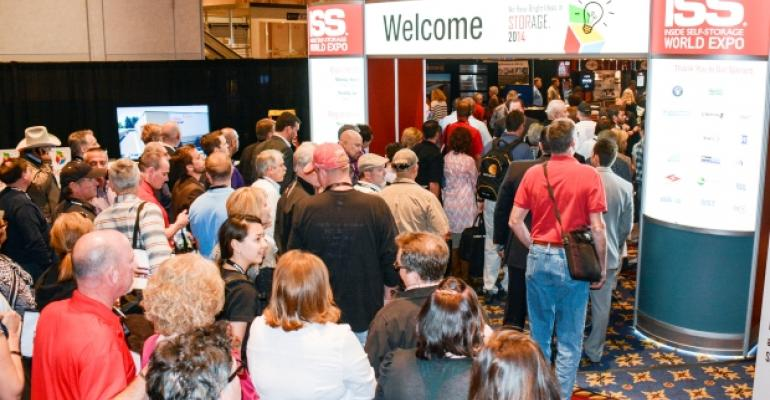 Inside Self-Storage World Expo 2014 Welcome to the Exhibit Hall