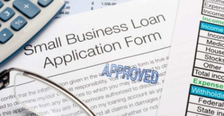 SBA Loan Form