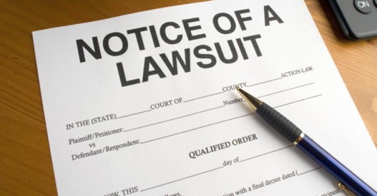 Notice of a Lawsuit