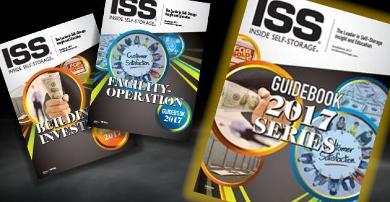 Inside Self-Storage Guidebooks 2017