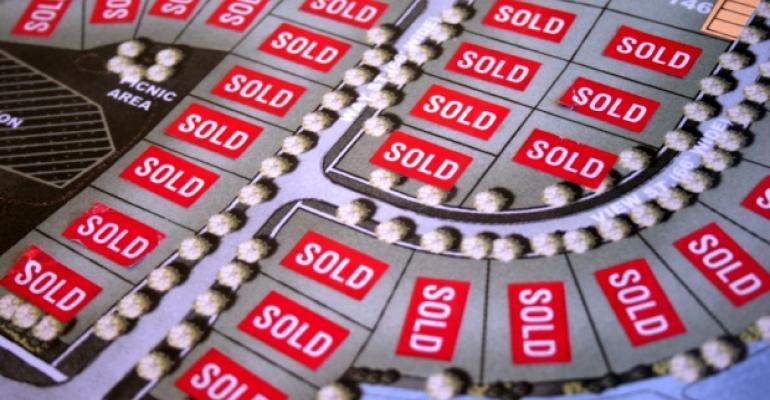 Real Estate Sold Grid