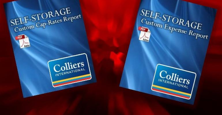 Colliers International Self-Storage Expense Reports