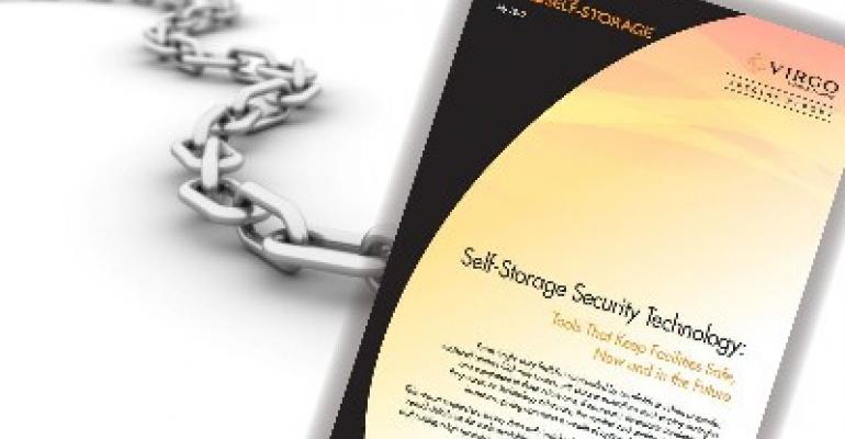 Inside Self-Storage Security Technology Report