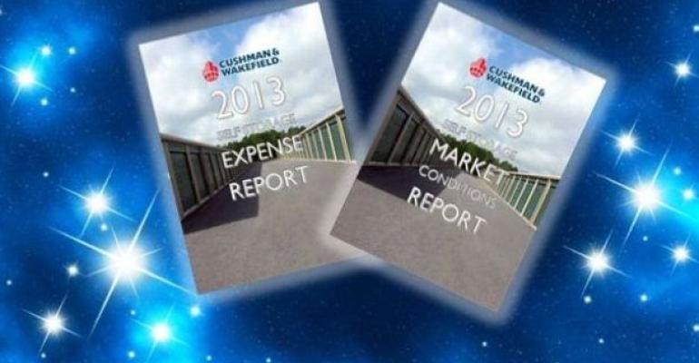 Cushman & Wakefield Reports Inside Self-Storage Store***