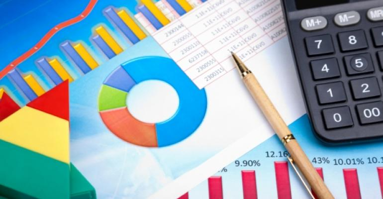 Data Charts, Tables and Graphs