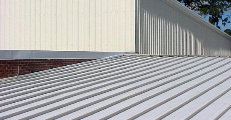 Self-Storage Roof