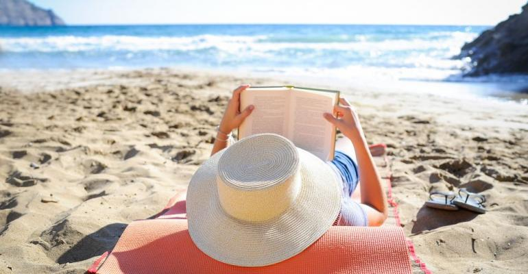 Heat Up Your Imagination With These Suspenseful, Storage-Themed Summer Reads