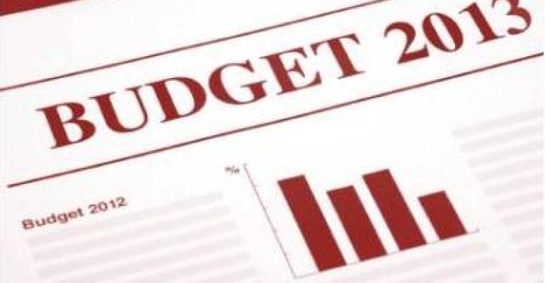 Budget 2013