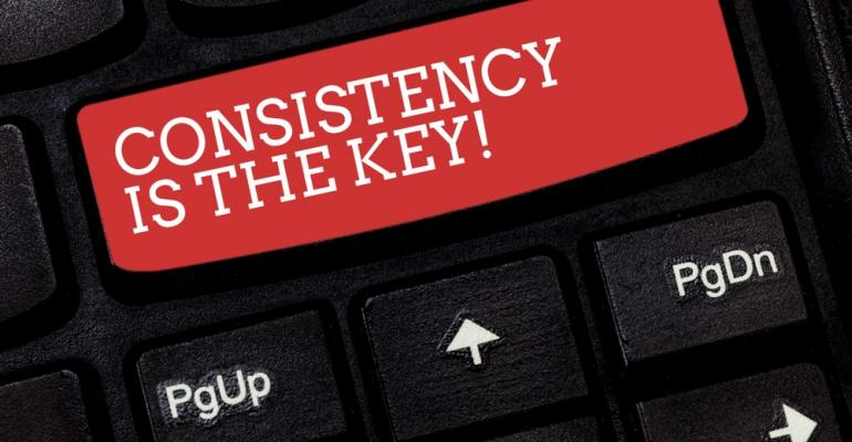 consistency is key in perfecting the self-storage customer experience