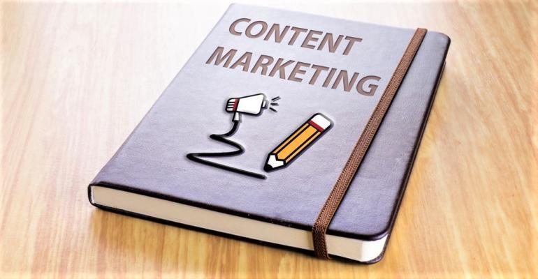 Content Marketing Notebook