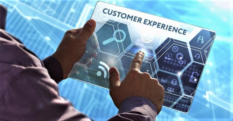 Customer-experience technology