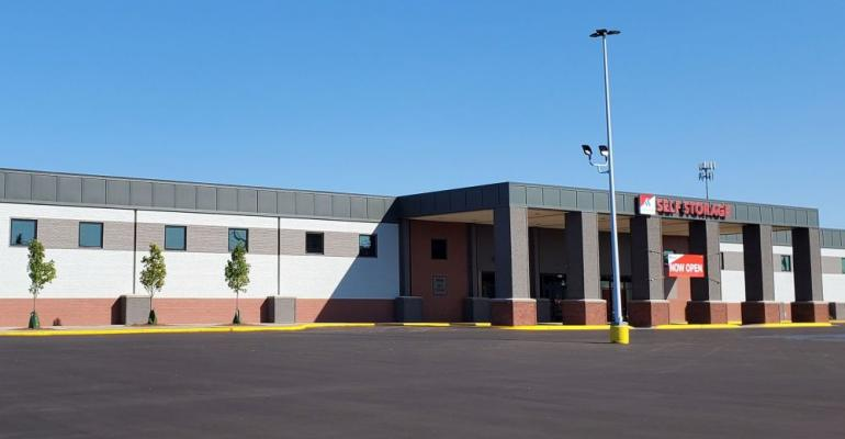 Devon Self Storage in Grand Rapids, Mich.