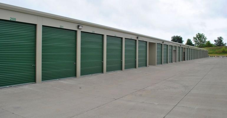 Drive-up, climate-controlled self-storage units in Iowa
