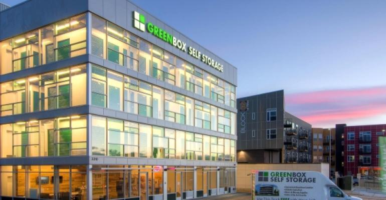 Greenbox Self Storage Denver LEED