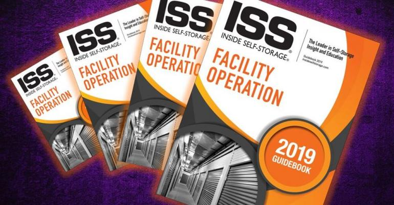 Featured Product Inside Self Storage Facility Operation
