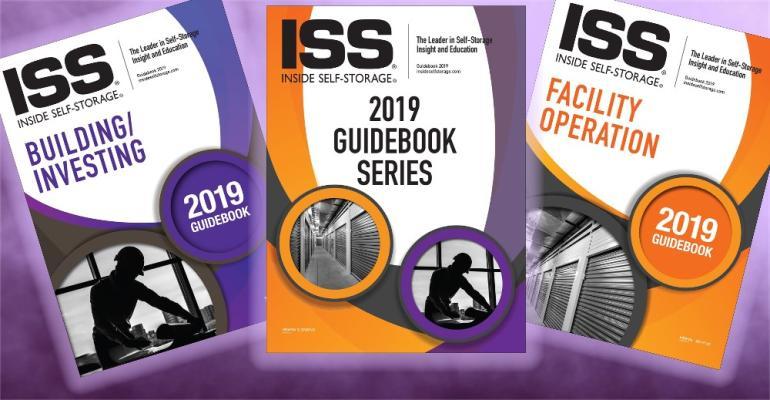 Inside Self-Storage Guidebooks 2019