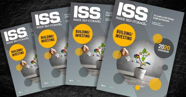 ISS Store Featured Product: Inside Self-Storage 2020 Building/Investing Guidebook