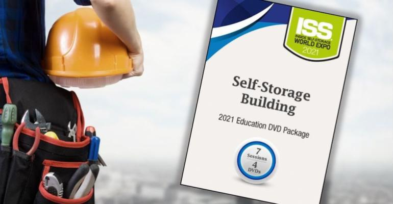 Ensure Your Next Self-Storage Development Is Built for Success With These 2021 Education Videos!