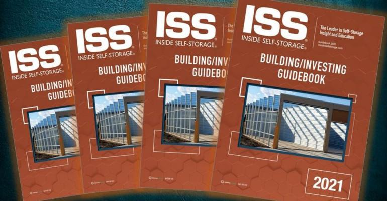 ISS Store Featured Product: Inside Self-Storage 2021 Building/Investing Guidebook
