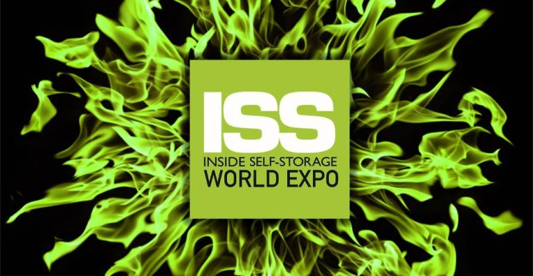 Inside Self-Storage World Expo Fire