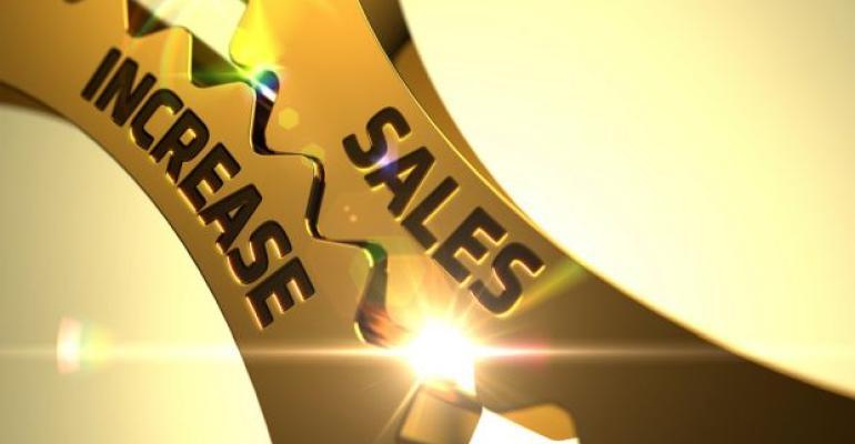 Increase Sales Gears