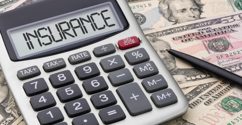 Insurance money calculator