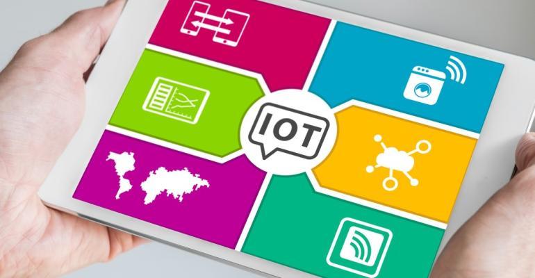 Internet of Things tablet