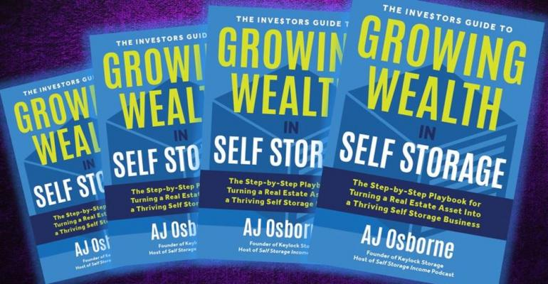 New Book on Self-Storage Investing, Real Estate and Wealth