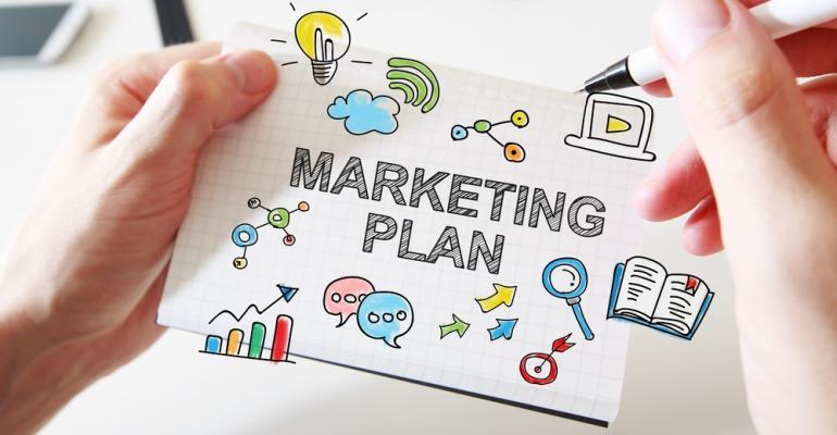 Marketing Plan Map