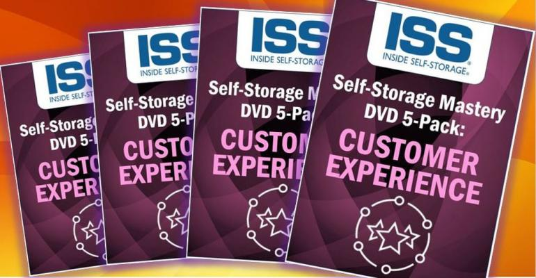 ISS Store Featured Product: Mastery DVDs on Self-Storage Customer Experience